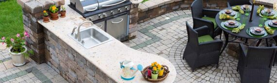 Creating the Perfect Outdoor Cooking Space