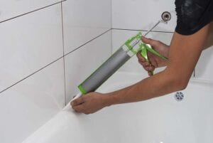 Waterproofing Bath Silicone Sealant