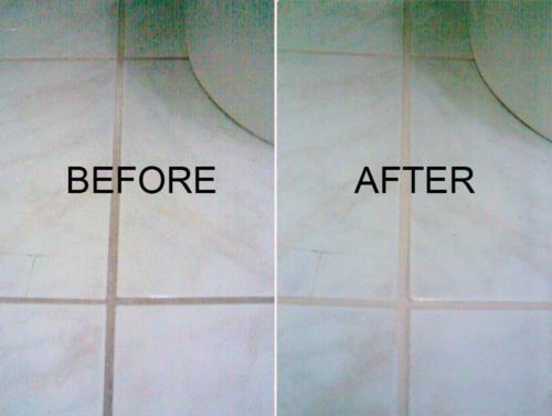 grout-staining